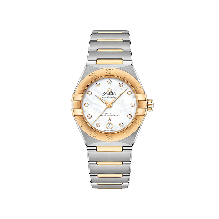 Omega CONSTELLATION OMEGA CO‑AXIAL MASTER CHRONOMETER 29 MM