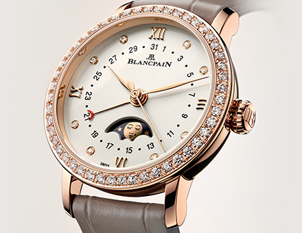 Blancpain Women Collection Drubba