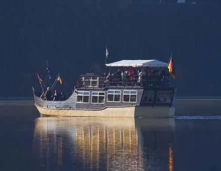 Schwarzwald Bootsrundfahrt