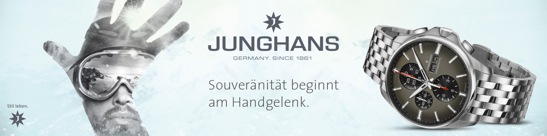 Junghans Markenbanner