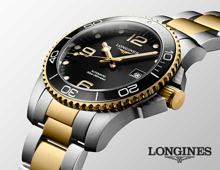 Longines Hydroconquest Newu