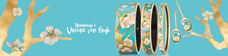 Frey-wille Hommage à Vincent van Gogh Kollektionsbanner