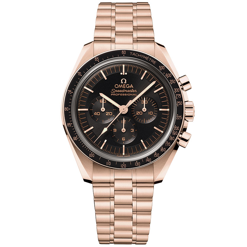 SPEEDMASTER MOONWATCH PROFESSIONAL CO‑AXIAL MASTER CHRONOMETER CHRONOGRAPH 42 MM